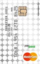 オリコカード、uptypaypass