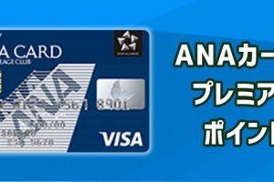 ANAのプレミアムポイントとは?修行をするならANAカードも必携!