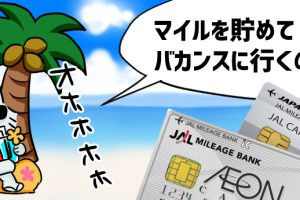 マイルの基礎から貯め方まで!航空系クレジットカードの選び方
