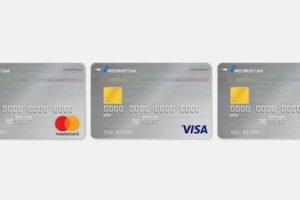 リクルートカードは国際ブランドによって特徴が違う!どれが一番使い勝手がいいの?