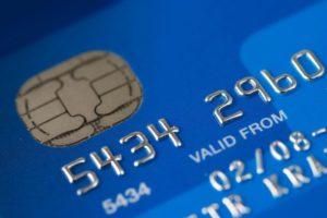 ICチップの入ったクレジットカードを選ぶ